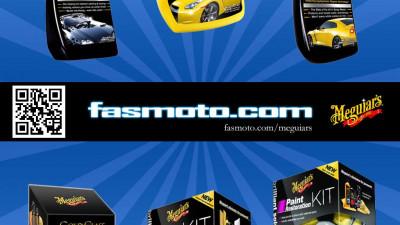 Shop Meguiar's Car Care Products at fasmoto.com