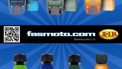 Shop X-1R Performance Additives at Fasmoto