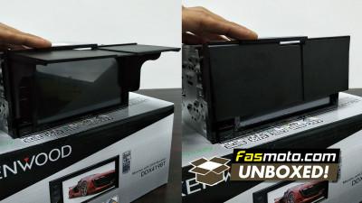 Unboxing the KDV-1820 Monitor Visor - Anti-Glare Solution