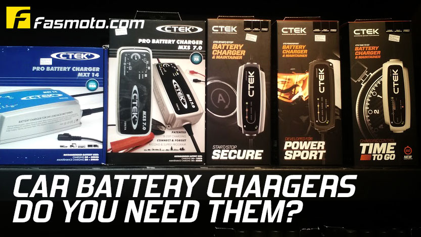Battery Chargers. Do You Need Them?