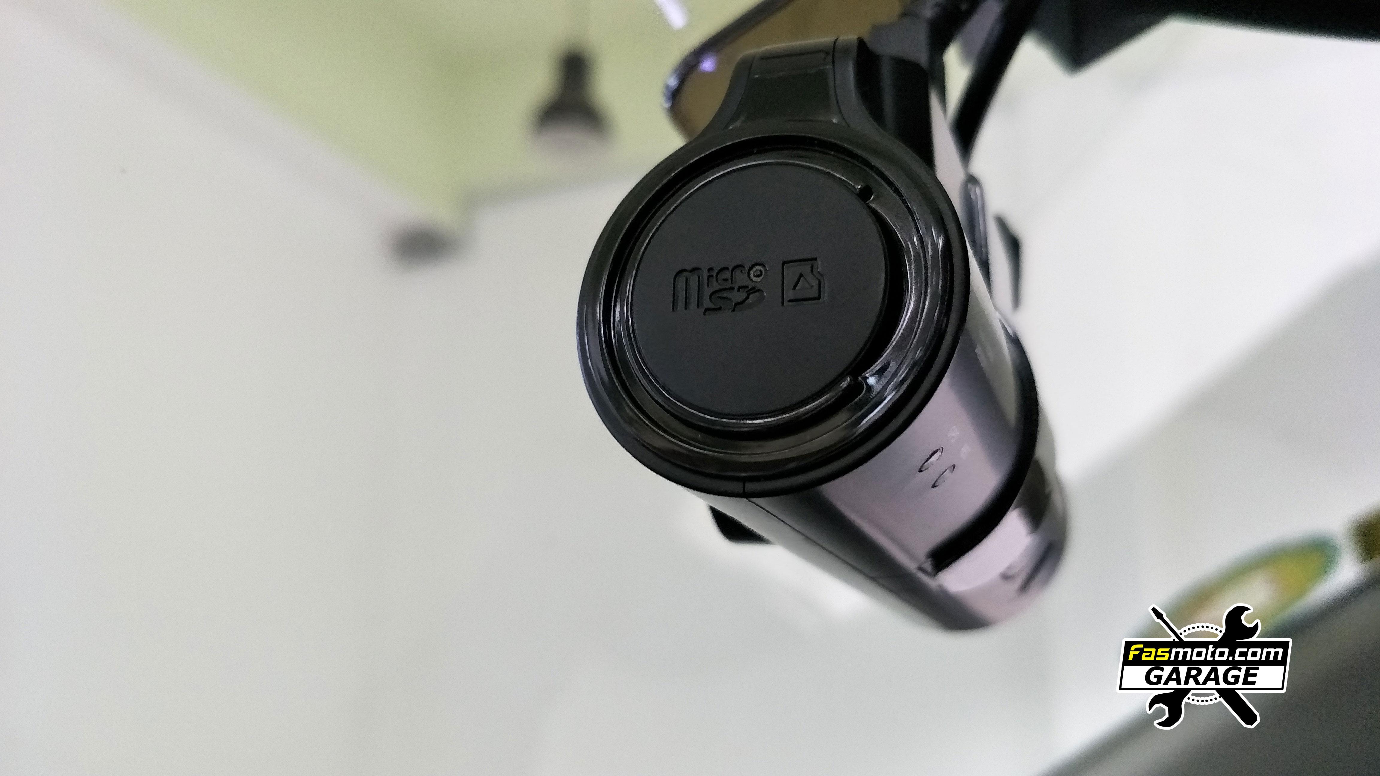 Proton Saga FLX iROAD X5 Dash Camera Install