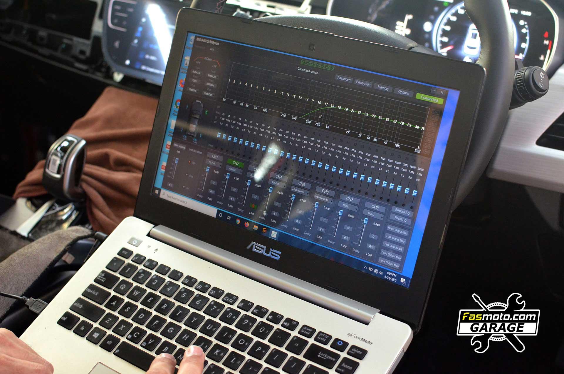 Proton X70 Audio Upgrades