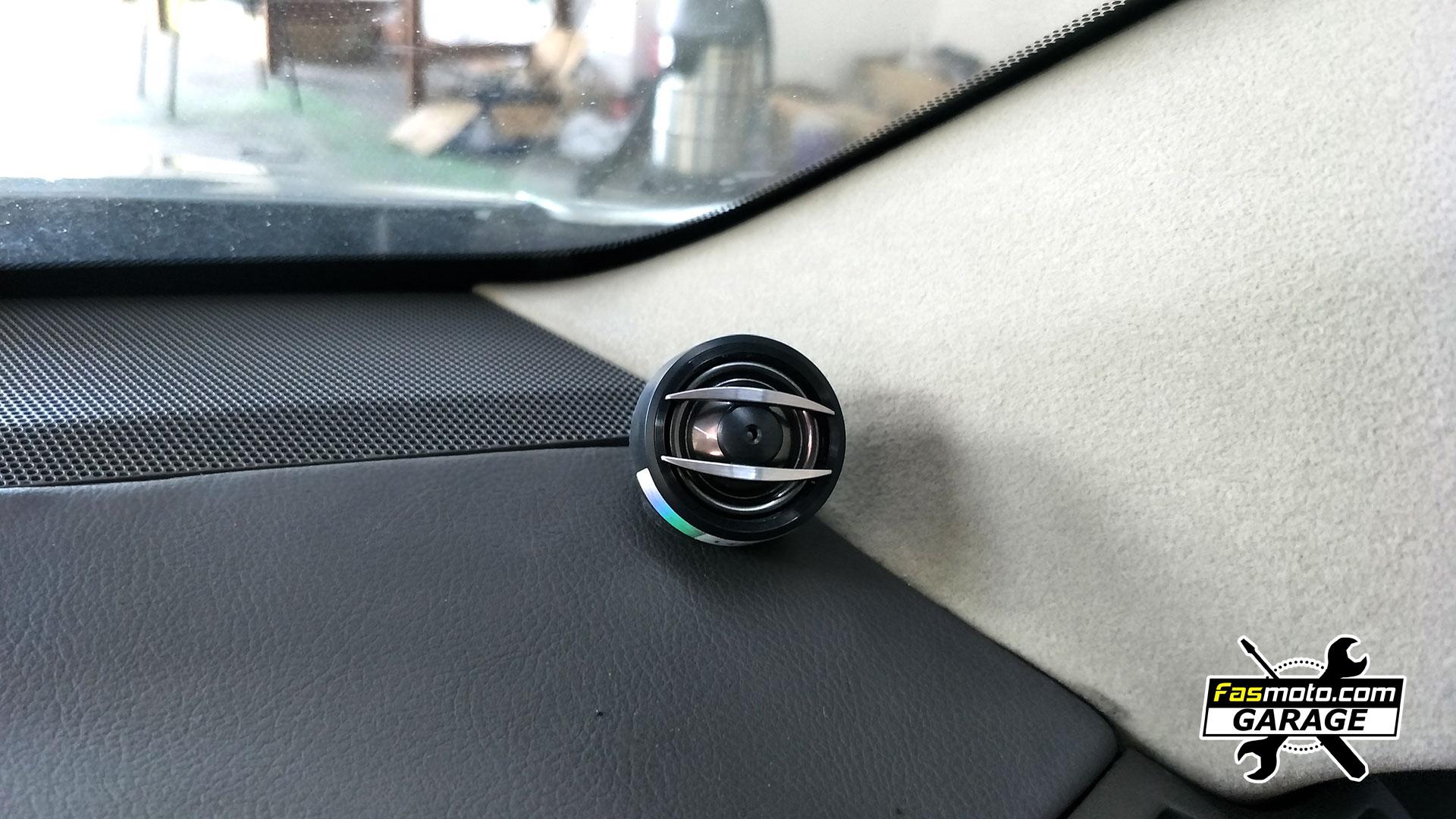 Toyota Camry ACV40 XV40 Audio Upgrades
