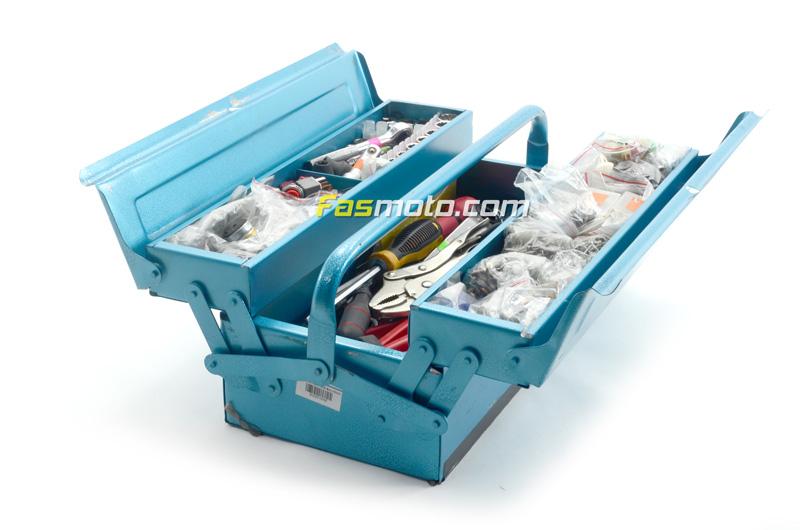 Trusty ol' toolbox