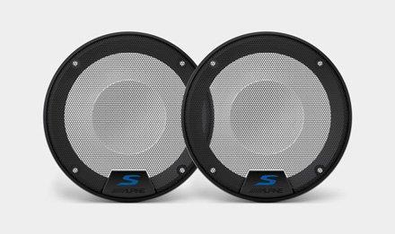 Alpine S-S65C Speaker Grills