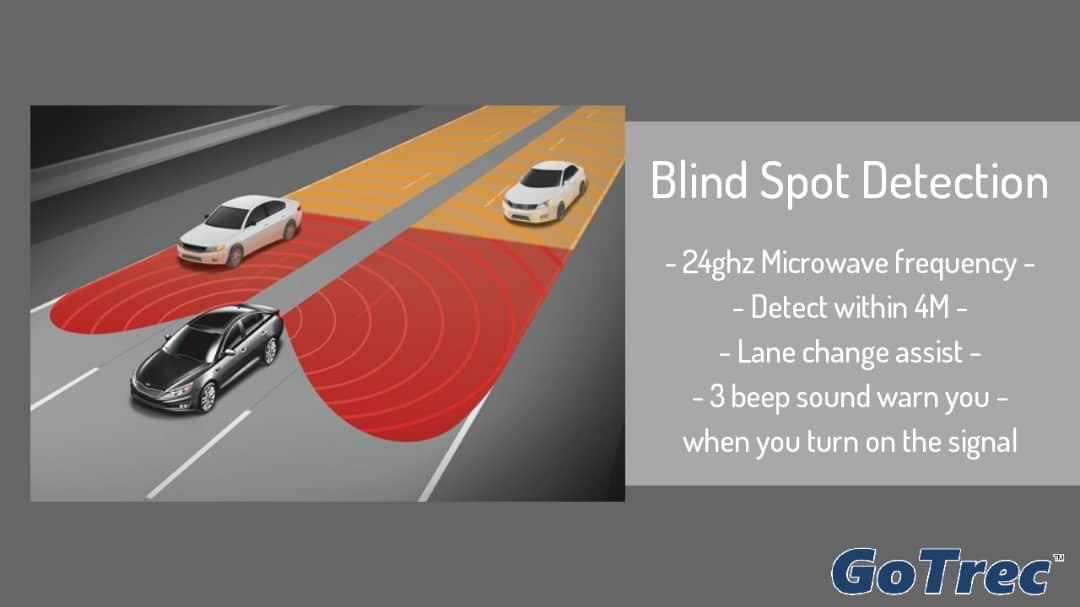 GoTrec Blindspot Detection