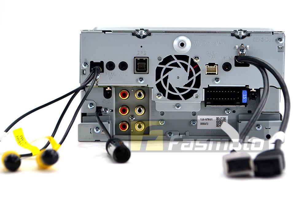 Kenwood DNX9170S Built in WiFi Garmin Navigation Bluetooth Car DVD Receiver