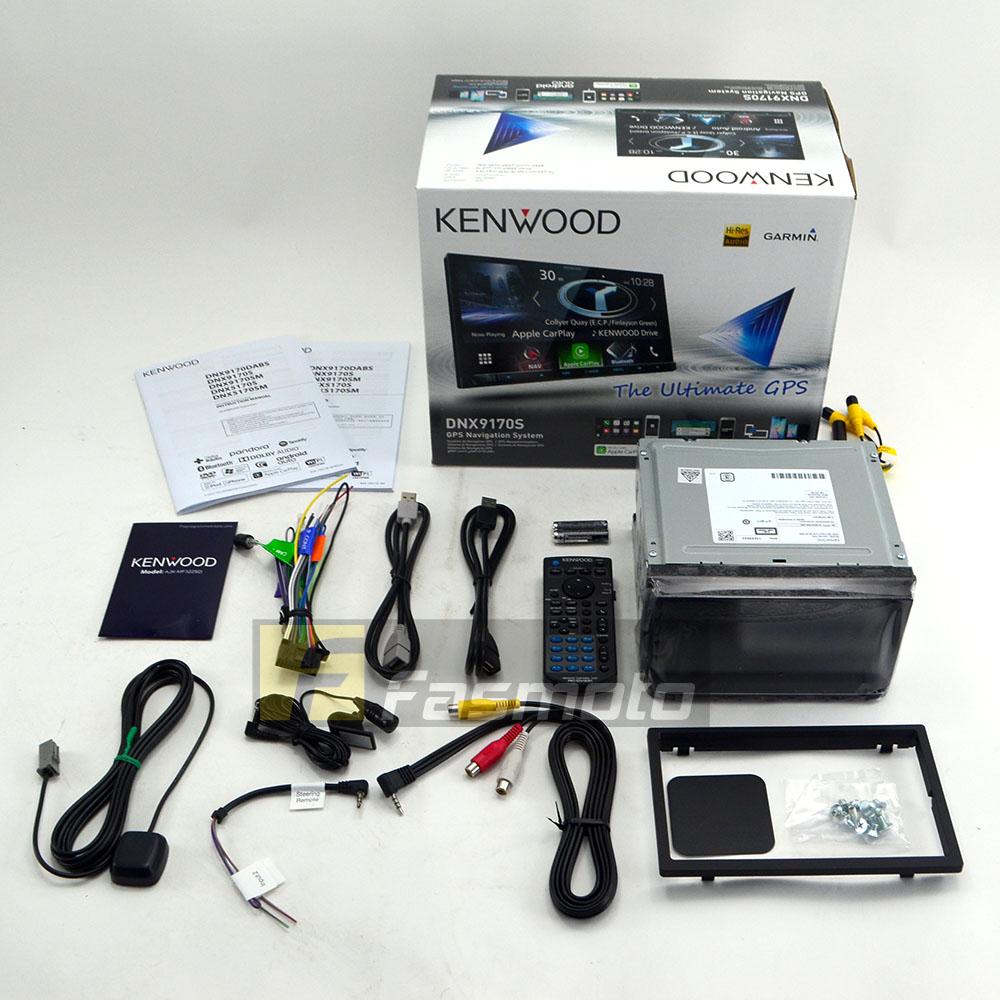 Kenwood Dnx9170s 7 Quot Wifi Apple Carplay Android Auto Garmin