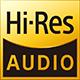 DDX917WS Hig Resolution Audio