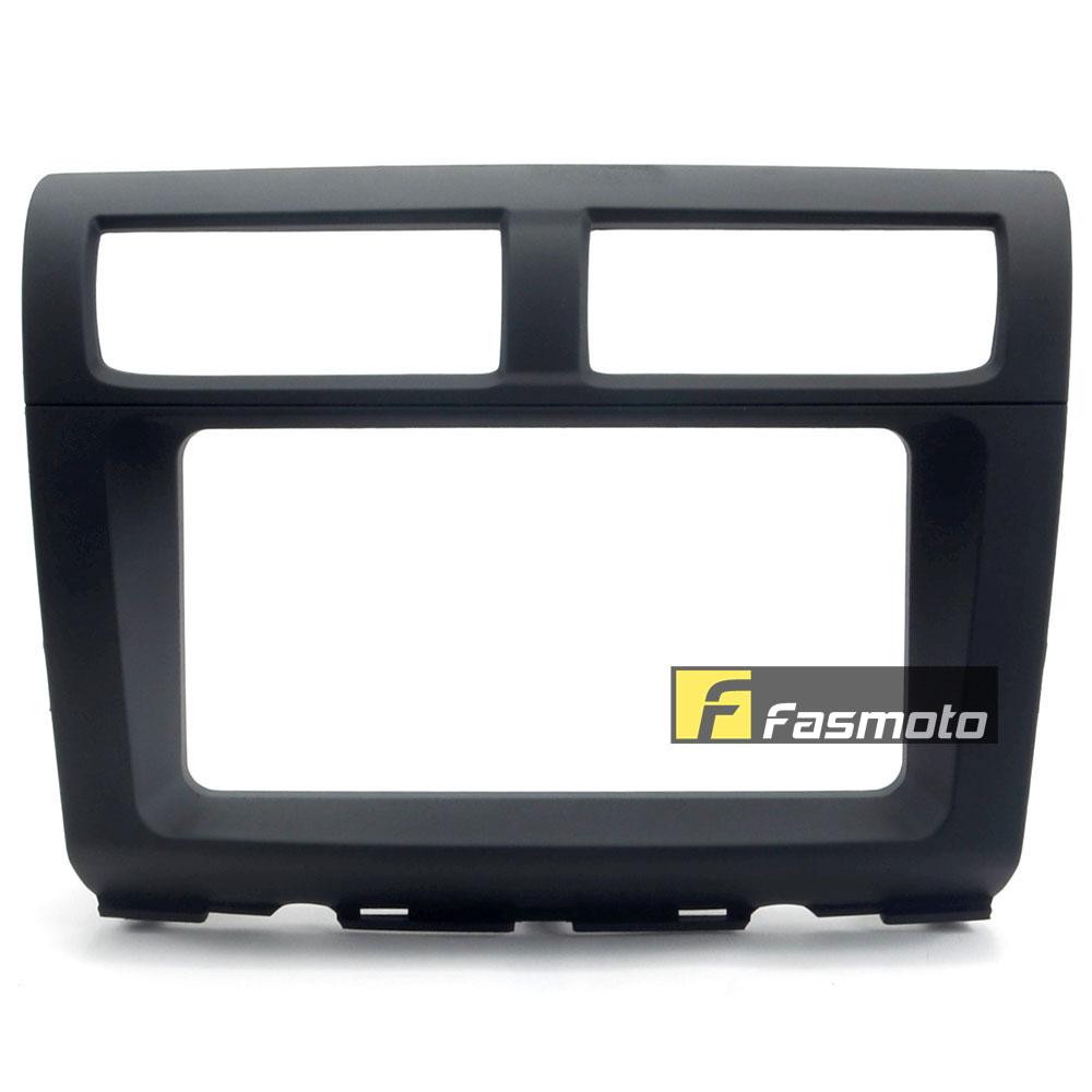 Perodua Myvi '11-'12 Double DIN / 200mm Car Stereo Installation Dash Kit